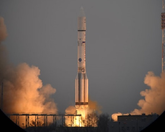 ExoMars 2016 Liftoff Video