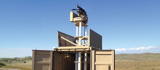 Containerized Weapons System
