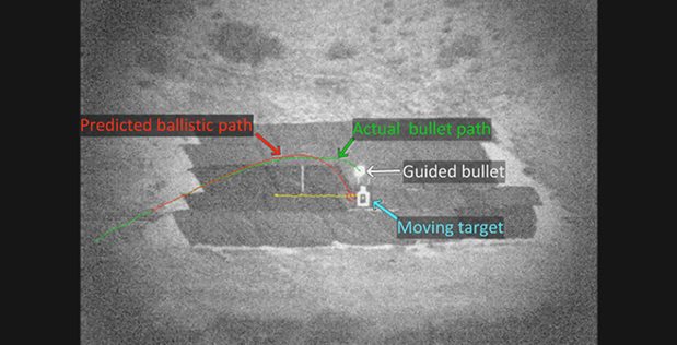 darpa guided bullet_exacto