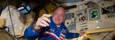 NASA Astronaut Scott Kelly, Researchers Available to Discuss One-Year Mission