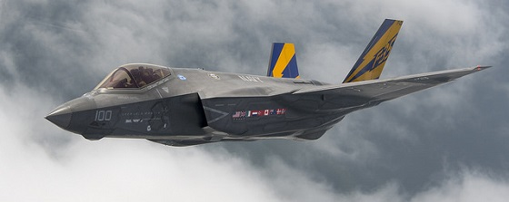 $1.5 Billion Awarded to Pratt & Whitney from F-35 Joint Program Office