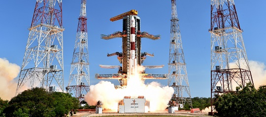 India Successfully Launches 20 Satellites in a Single Flight