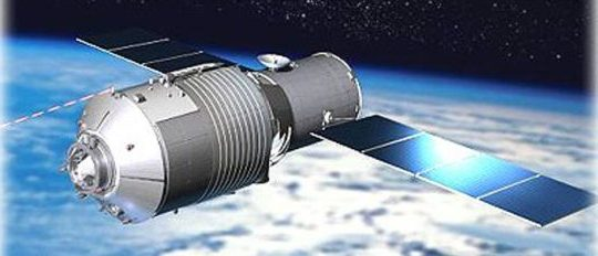 When Will China's 'Heavenly Palace' Space Lab Fall Back to Earth?