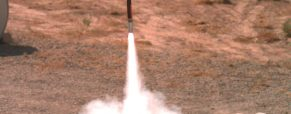 Lockheed Martin's Mighty Mini-Missile Successfully Completes Second Flight Test