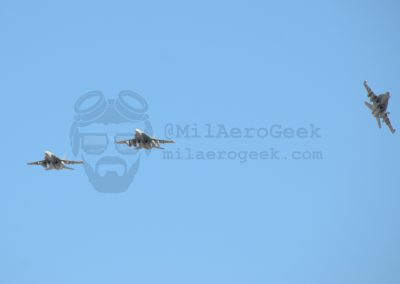 EA-18G Growler Formation Break_marked