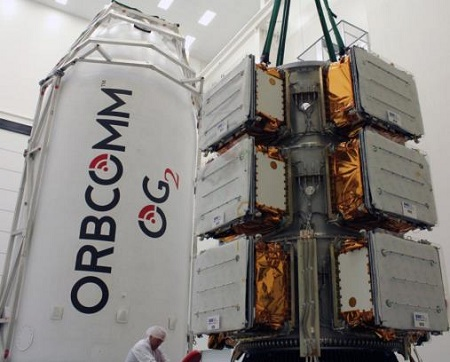 SpaceX prepares for ORBCOMM-2 Mission