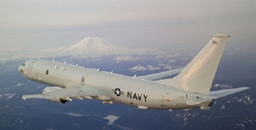 U.S. Navy Awards Boeing $2.5 Billion Contract for 20 More P-8A Poseidon Aircraft
