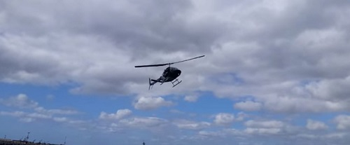 Five safe after helicopter crash in Hawaii