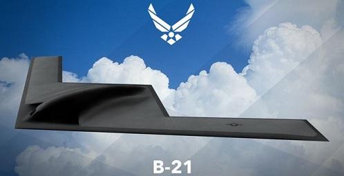 Name the B-21 Bomber