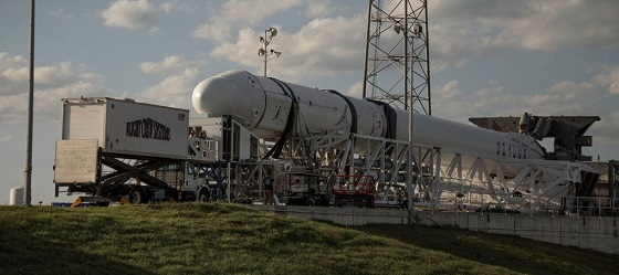 SpaceX to Launch Cargo Mission