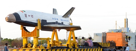India's Reusable Launch Vehicle-Technology Demonstrator (RLV-TD), Successfully Flight Tested
