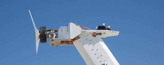 Electric Motor Test Stand Will Help With Future X-planes