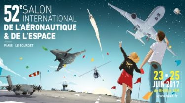 52nd International Paris Air Show 2017 #PAS17